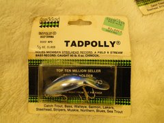 Heddon 9000 NPB Deep Diving Tadpolly New in Package!