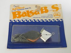 Tennessee Shad BALSA B S Buzzing Shad Fishing Lure New in Package