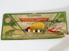 Pflueger Bulldog Egg Beaded Bait 191 Size 3 Luminous Spinner Fishing Lure New on Card