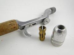 Herter's Vintage Cork Bait casting Rod Handle VG CONDITION!