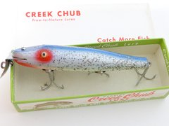 Creek Chub 7234 Blue Flash Surfster NEW IN BOX Fishing Lure