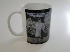 Custom Made Creek Chub Coffee or Tea Mug NICE!