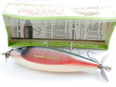 Creek Chub 1505 DACE Injured Minnow NEW with Catalog In Correct 1505 Stamped Box STUNNING!