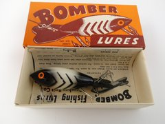 Bomber Wood Fishing Lure Model 406 New in the Box CLEAN COMBO!!!