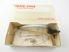 Creek Chub 8818 Viper New in Correct Box with Papers