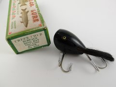 SOLD!!! Creek Chub 5413 Surface Dingbat NEW IN LABEL END BOX