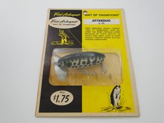Fred Arbogast 5/8 OZ. Jitterbug NEW in RARE BUBBLE PACK