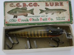 Creek Chub Pikie Minnow 700 in the correct Box