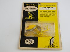 Fred Arbogast 3/8 OZ. HULA DANCER NEW in RARE BUBBLE PACK