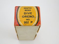 South Bend Dive Oreno Box model 952 P