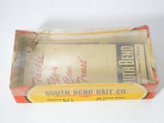 South Bend Be Bop 902 YR Fishing Lure Box & Papers