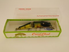 Creek Chub Jointed SNOOK 5501 Perch New in the Box!