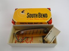South Bend Bass Oreno NIB with Papers and TAG!