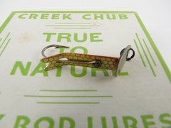 Creek Chub Fly Rod Bull Pup F904 YELLOW SCALE NEW in BOX