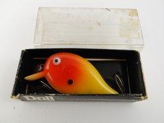Doll Top Secret PRE-Heddon red/yellow 3/8oz.