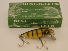 Best O Luck South Bend Lure in Box