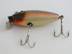 Creek Chub 205 Redside Baby Wiggler Fishing Lure NICE!