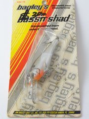 Bagley's Bassn Shad New in Package