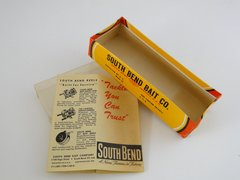 South Bend Box & Catalog For Be Bop 903 SFS