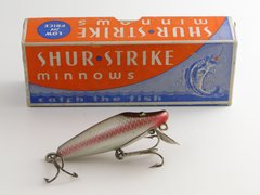 Shur Strike by Creek Chub River Runt in Box Redside Finish