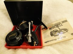 Mitchell 300 Fishing Reel in the Box with Papers + Spare Spool