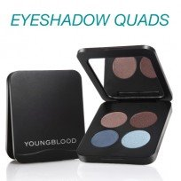 Youngblood Pressed Mineral Eyeshadow Quad