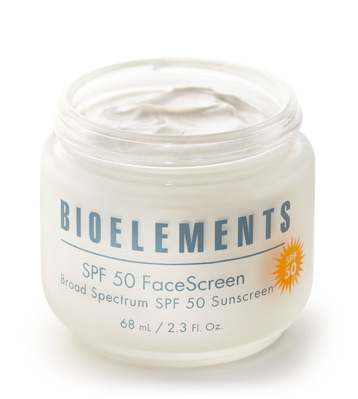 SPF 50 Facescreen Broad Spectrum SPF50 Sunscreen