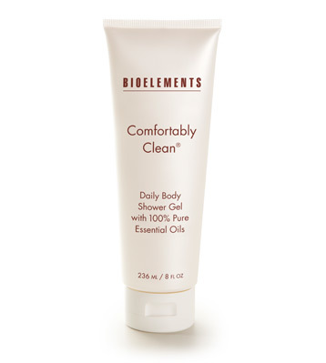 Comfortably Clean Daily Showering Gel