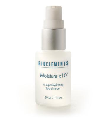 Bioelements Moisture x 10