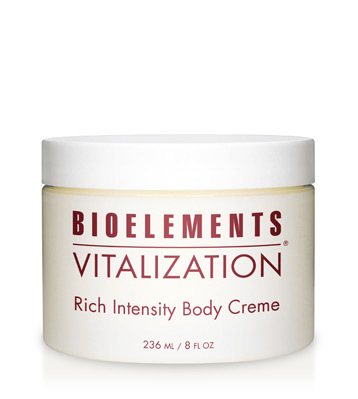Vitalization Rich Intensity Body Creme