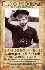 Sam Burchfield - June 11, 2017