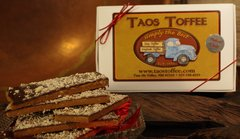 Pinon Chile Toffee 1 lb. Gift Box