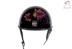 DOT Approved Low Profile Motorcycle Helmet