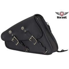 Right Side Swing Arm Bag For Motorcycles