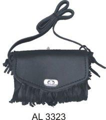 Ladies Fringed Shoulder Bag
