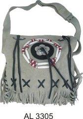 Ladies Western Style handbag Light Tan