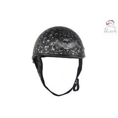 DOT Low Profile Motorcycle Helmet