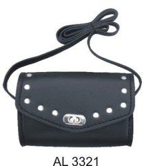 Ladies Studded Shoulder Bag