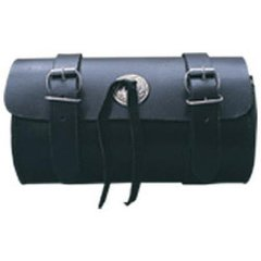 AL3520-Medium Plain Leather Tool Bag