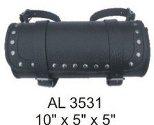 AL 3531 Studded Small Round Tool bag