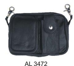 Belt Loop Bag with Cell Holder