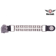 Eagle Vest Extender With Motorcycle Chain