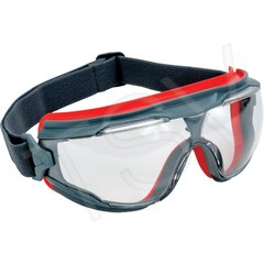 SFM409 3M Goggle Gear Splash  Scotchgard  CSA Z94.3 Clear Lens  Anti-Fog 3M #GG501SGAF