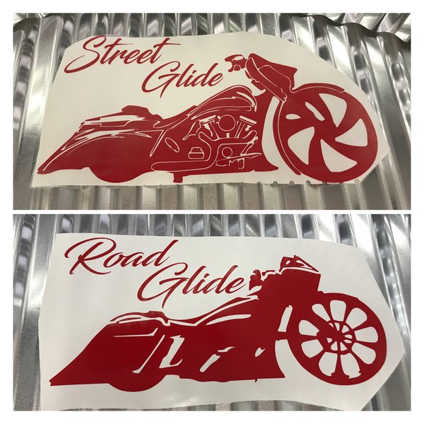 Big Wheel Bagger Window Decals Flawless Concepts