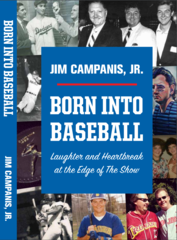 Born Into Baseball - Signed Paperback