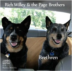 Rich Willey & the Page Brothers — Brethren