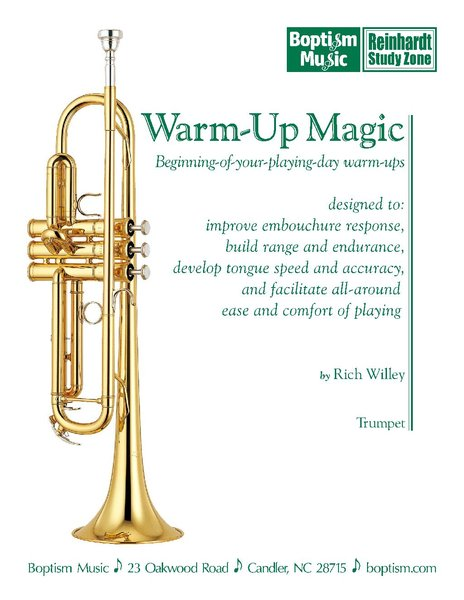 Warm up magic beginning of your playing day warm ups for trumpet warm up magic beginning of your playing day warm fandeluxe Gallery