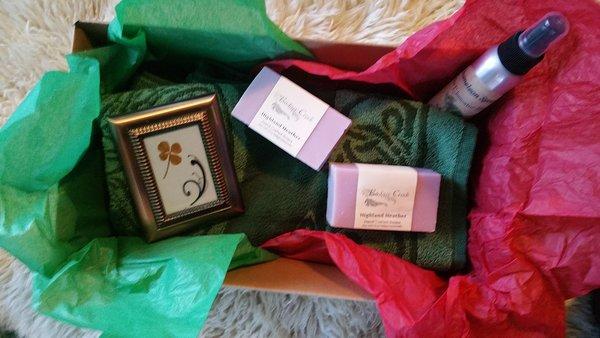Celtic gift bag