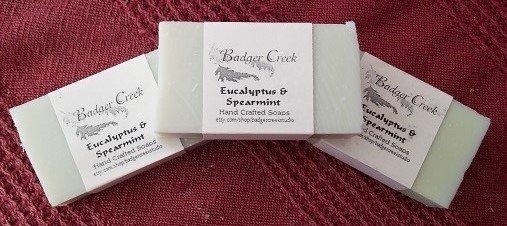Eucalyptus & Spearmint