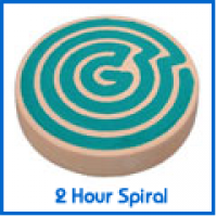 2 Hour Spiral Burner Kit